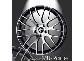 musketier-peugeot-207-lichtmetalen-velg-mu-race-7x17-zwart-gepolijst-20745027BP