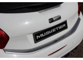 musketier-peugeot-208-achterbumperbeschermstrip-aluminium-look-2080907AL