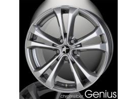 musketier-peugeot-508-lichtmetalen-velg-genius-8x19-chroom-zilver-5089805F