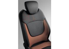 Renault Captur stoelhoezen 'Zip collection' Corsica 8201410094