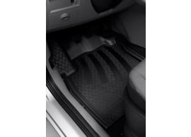 "Renault Kangoo 2008 - .. vloermatten rubber ""empreinte"" 4-delig 7711424424"