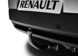 Renault Laguna 2007 - 2015 trekhaak vast 7711427704