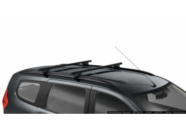 8201299013 Dacia Lodgy dakdragers voor op langsdragers