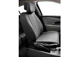 Renault Megane 2008 - 2016 hatchback stoelhoezen voor 7711425273
