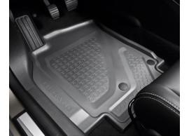 "Renault Megane 2008 - 2016 vloermatten rubber ""empreinte"" 7711425285"