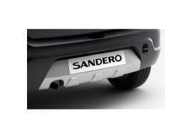 Dacia Sandero 2008 - 2012 achterbumper skidplate 7711425356
