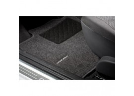 Dacia Sandero 2008 - 2012 vloermatten (LHD) Madrigal 6001998289