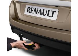 Renault Grand Sc?nic 2009 - 2016 trekhaak afneembaar (5-zitplaatsen) 8201428681+8201428686