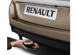 Renault Grand Sc?nic 2009 - 2016 trekhaak afneembaar (7-zitplaatsen) 8201428680+8201428688