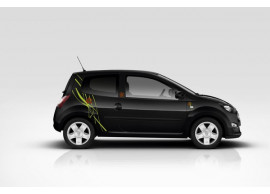 Renault Twingo 2007 - 2014 decoratie grote klaproos 7711422140