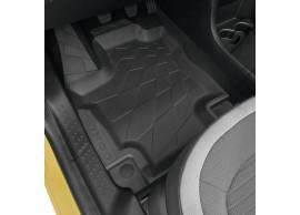 Renault Twingo 2014 - .. vloermatten rubber 8201379991