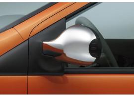 963006568R Renault Twingo 02/2010 - 2012 spiegelkappen chroom
