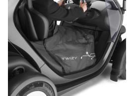 Renault Twizy beendeken bestuurder + deken passagier 8201203853