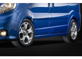 Opel Meriva B OPC-line sideskirts