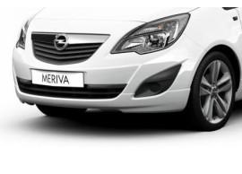 Opel Meriva B OPC-line voorbumperspoiler tot 2014