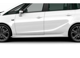 Opel Zafira Tourer OPC-line sideskirts 13351328-13351329