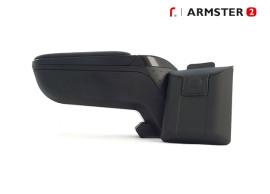 Renault Captur 2013 - 2017 Armster 2 zwart armsteun V00327 5998200403279