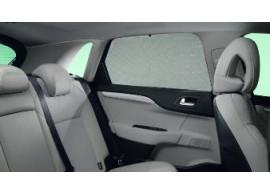 Citroën C4 2010 - .. zonneschermen achterportieren