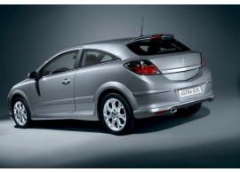 Opel Astra H GTC OPC-line dakspoiler