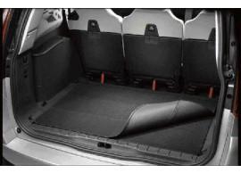 Citroën C4 Picasso 2007 - 2013 kofferbakmat tweezijdig