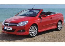 Opel Astra H TwinTop OPC-line voorbumperspoiler