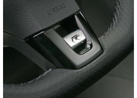 5K0419685N Volkswagen Golf 6 R stuurkapje zwart