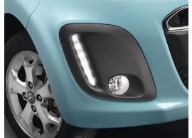 Citroën C1 2012 - 2014 mistlampenset CIT1608366080