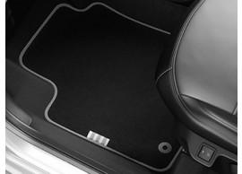 "Citroën C1 2014 - .. vloermatten velours ""Mariniere"" CIT1611676680"