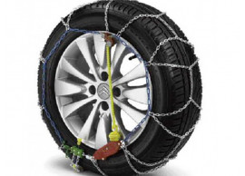 Citroën C3 2002 - 2010 snow chains 14 (155-65-14)