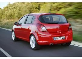 93196754 - 93196754 Opel Corsa D 5-drs achterlichten donker