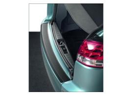 Citroën C-Crosser / Peugeot 4007 dorpel bescherming achterbumpe