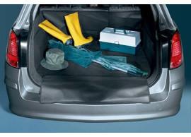 Opel Astra H station flexibele beschermmat voor de bagageruimte