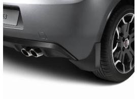Citroën DS3 spatlappen design achter