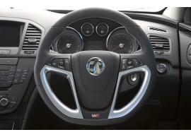 Vauxhall Insignia VXR stuurwiel