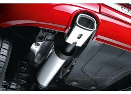 93199632 Opel Corsa D / E OPC-line uitlaat 1.3 en 1.7 diesel (Remus)