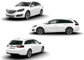 Opel Insignia A Sports Tourer OPC-line pakket (2008 - 2013) 13344012