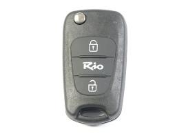 Kia Picanto klapsleutelbehuizing KIA103A