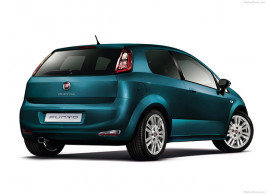 Fiat Punto LED-achterlichten SPORT 51927094 + 51927095