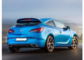 13420362 Opel Astra J OPC achterbumper met parkeersensoren