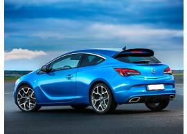 Opel Astra J OPC sideskirts 13348526, 13348527