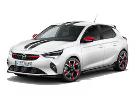 98361587XY Opel Corsa F GS-line pakket