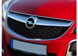 Opel Insignia A OPC grille (2013 - 2017) (zonder adaptieve cruise control) 13450178