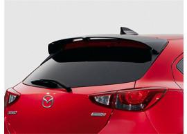 Mazda 2 2015 - .. dakspoiler briljant zwart QDJE519N0PZ