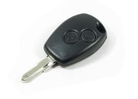 Opel klapsleutelbehuizing met drie knoppen