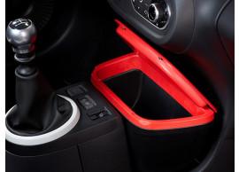 Renault Twingo 2014 - .. opbergvak met klep rood 969250152R