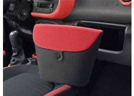 Renault Twingo 2014 - .. uitneembaar dashboardtas rood 984685342R