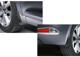 C8F46AK200 Hyundai i20 5-drs (2015 - ..) spatlappen, voor en achter