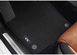 Volkswagen-CC-Velours-mattenset-voor-en-achter-3C8061270-WGK