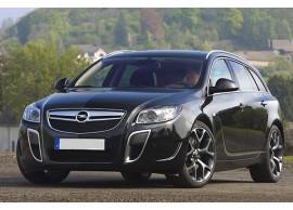 Opel Insignia A OPC voorbumper 2009 - 2013 zonder parkeerhulp en met koplampsproeiers 13330974