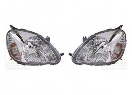 Toyota Yaris 2003 - 2005 koplampenset TOY54512381-54512382